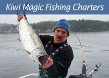 Kiwi Magic Fishing Charters